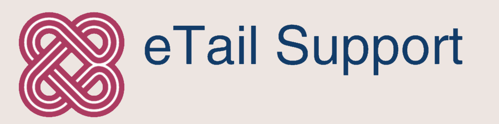 eTail Support